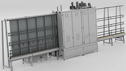 BVR 160 la lavatrice verticale di Bovone
