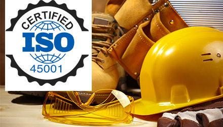 bovone azienda certificata ISO45001